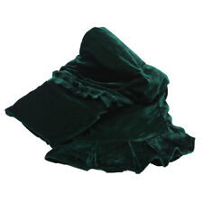 Piano Full Cover Upright Piano Cover Dust Cloth for Piano Parts Green