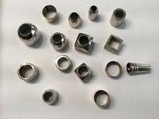 Nickel Bands for Smoking Pipes (lots of 24)