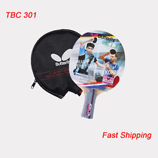 Butterfly TBC301 penhold short Table Tennis Ping Pong Racket Paddle Bat Blade