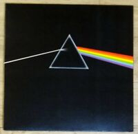 Pink Floyd The Dark Side of The Moon Vinyl LP Rare EX- UK 1st Press Set A3/B2