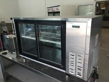 Silver King 4' Refrigerated Countertop Display Case -Sliding Doors -Mod # Skdc48