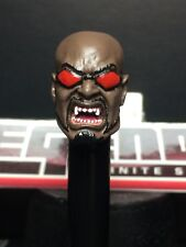 MARVEL LEGENDS KNIGHTS PAINTED/FITTED COMIC UNRELEASED BLADE 1:12 HEAD CAST