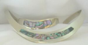 Abalone Collar Necklace Set