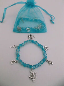 Alice In Wonderland Charm Bracelet, Party/Filler/Gift/Bag/Filled/Present
