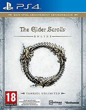 The Elder Scrolls Online: Tamriel Unlimited (Sony PlayStation 4, 2015)