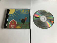Kd Lang : A Truly Western Experience CD MINT/EX 075992555029 1984 PRESSING