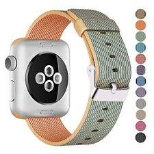 Pantheon Compatible Apple Watch Band 42mm 44mm Nylon - Compatible iWatch for or