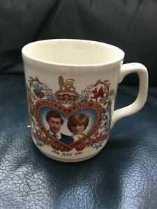 Grindley Of Stoke Charles & Diana Mug