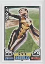 2011 Topps Hero Attax Marvel Wasp #116 1i3