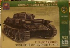 Ark 1/35 German Flamethrower Tank PZKPFW II Model Kit 35029