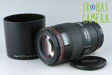 Canon EF 100mm F/2.8 L IS USM Macro Lens #9862F5