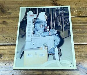 1960s USAF MOL MANNED ORBITAL LABORATORY PHOTOGRAPH KODAK NASA MCDONNELL DOUGLAS