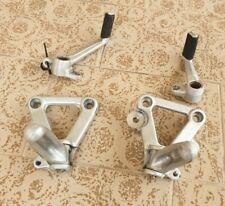 Ducati 916 748 996 998 pedane anteriori Originali DX SX