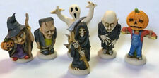 Harmony Kingdom Art Neil Eyre Designs Halloween Grim Reaper Skeleton cloak cape