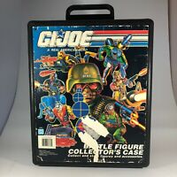 1991 GI Joe Battle Figure Collector's Case Action Figure Case Vintage Storage