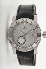 New $5000 44mm Corum ROMULUS Mens POWER RESERVE Watch WOW!!!