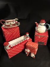 Fitz And Floyd Christmas Ware
