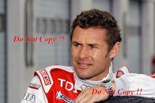 Tom Kristensen Audi 9 Times Le Mans Winner Portrait Photograph 12