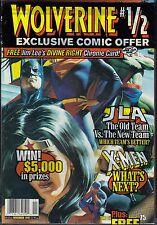 Wizard Entertainment Wizard Magazine #75AP 1997 co.1134