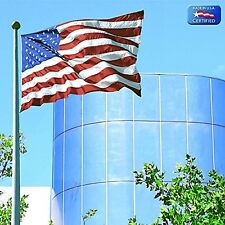 American Flag 5x8 ft. Heavy Duty Weatherproof Tough Weather Proof Strong Usa