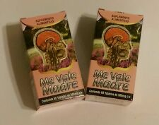 2X - Natural pain relief for Migraine,Stress, Insomnia, Me Vale Madre capsules