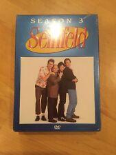 Seinfeld - Season 3 brand new factory sealed dvd set.