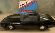 Ertl 1984 Corvette. Die-cast 1:16. Made in USA