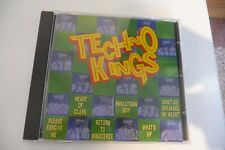 TECHNO KINGS CD HEART OF GLASS/ FADE TO GREY / PUPUNANNY/ WHAT'S UP....