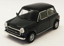 Mini Cooper 1300 - Green - Kinsmart Pull Back & Go Diecast Metal Model Car