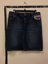 EUC!! Women's Tommy Hilfiger Denim Skirt Size 10