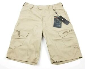 ESDY Tactical Tan Cargo Shorts Sz Large