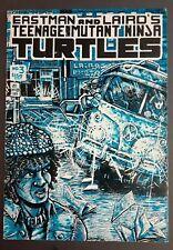 TMNT TEENAGE MUTANT NINJA TURTLES # 3 Comic 1985 1st Print B&W Vol. 1