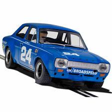 Scalextric Slot Car C4085 Ford Escort MK1 - Daytona 1972