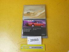 Bedienungsanleitung  Audi A6 C4 Quattro Bj.1995   951.561.4A5.00 Nr.29583