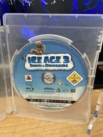 ICE AGE 3 DAWN OF DINOSAURS PLAYSTATION 3 PS3 Disk Only ! Tested