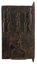 Porte de Grenier Senoufo 70x38 cm Art africain-Afrique Ouest Dogon 16514