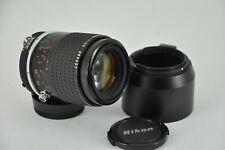 Nikon Nikkor 105mm F2.8 AI-S Prime Micro Lens AIS Macro Manual Focus