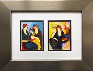 Itzchak Tarkay Women Art Prints For Sale Ebay