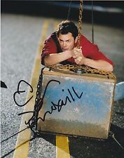 JOHNNY KNOXVILLE SIGNED JACKASS 8X10 PHOTO AWESOME BAD GRANDPA DUKES OF HAZARD