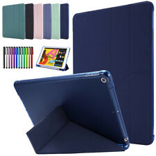 "Smart Case Cover Stand Leather For iPad 10.2"" 7th 6th 5th Gen Pro 11"" 12.9"" 2020"
