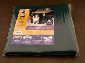 """Petmate Pet Champion Wire Kennel Cover 36.5""""L x 24.75""""W x 29.5"""" H"""