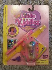 TYCO 1994 Liddle Kiddles Strap on Collection Bobbi Ballet Doll