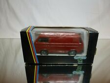 SCHABAK 1042 VW VOLKSWAGEN TRANSPORTER SYNCRO - RED 1:43 - GOOD CONDITION IN BOX