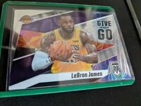 LeBron James Los Angeles Lakers 2019-20 Panini Prizm Mosaic Give and Go #8 HOT