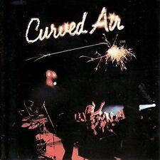 Curved Air - Live CD new U.K.