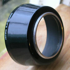 46mm screw in  metal & plastic Lens Hood standard & telephoto ,used