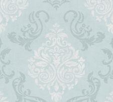 Vlies Tapete Barock Muster Ornament Glitzer Anthrazit Rosa Grau Beige Mint