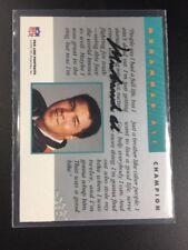 Certified 1992 Proline Portraits Muhammad Ali Auto Authentic Stamp Cassius Clay