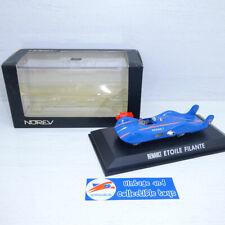 Norev 1:43 | Renault Etoile Filante - Blue Record Car 517994