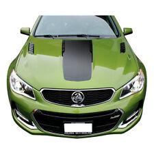 Genuine Holden Decal Bonnet/hood 6.2 Litre V8 Matte Black for VF SS SSV Redline